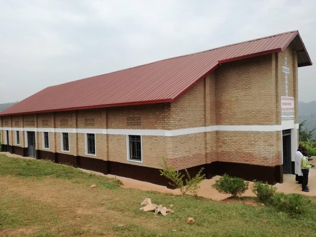 Munazi church