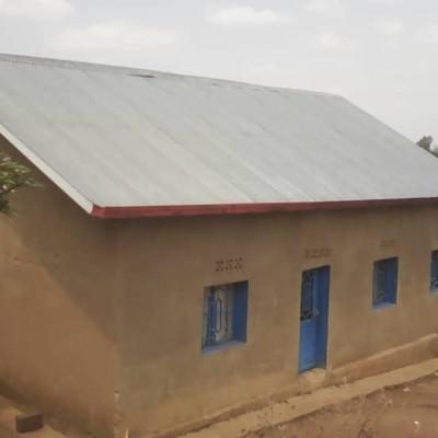 Rugobagoba house
